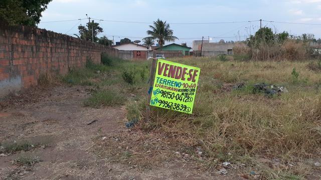 Vendo Terreno Bairro Jardim Botânico VG - Foto 3