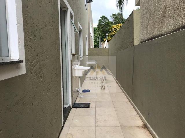 Apartamento com 2 dormitórios à venda, 54 m² por r$ 225.000,00 - campeche - florianópolis/ - Foto 16