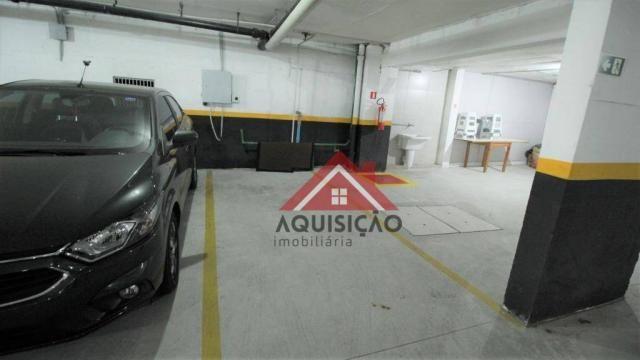 Apartamento com 3 dormitórios à venda, 87 m² por R$ 369.990,00 - Bigorrilho - Curitiba/PR - Foto 20