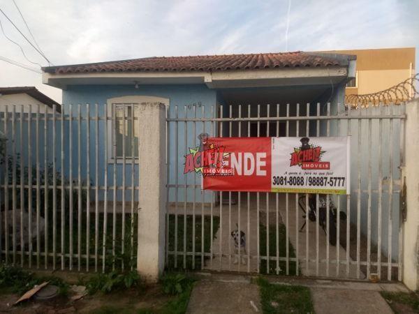 Casa  com 3 quartos - Bairro Afonso Pena em São José dos Pinhais