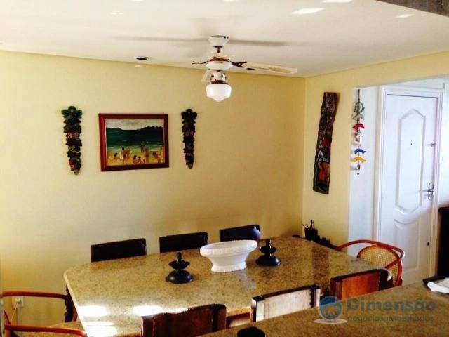 Apartamento à venda com 3 dormitórios em Praia brava, Florianópolis cod:491 - Foto 6