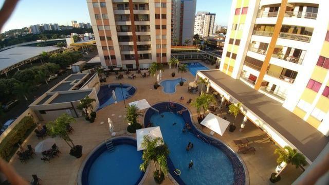Apartamento com 03 Quartos, Residencial Promenade Caldas Novas GO