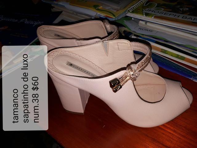 Sapato novo/pouco usado - Foto 2