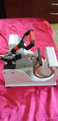 Maquina para estampar canecas - Foto 3