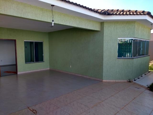 Vendo Casa Nova na entrada Principal de Formosa GO - Foto 4