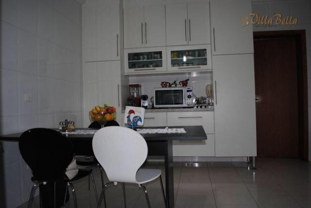 Apartamento 310m² - com 4 dormitórios para locação, 310 m² - Bairro Jardim - Santo André - Foto 11