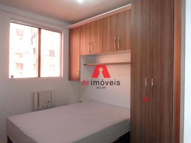 Apart** 2 quartos, mobiliado, para alugar, 49 m2 por R$ 1.700,00/mês com CONDOMINIO E I - Foto 16