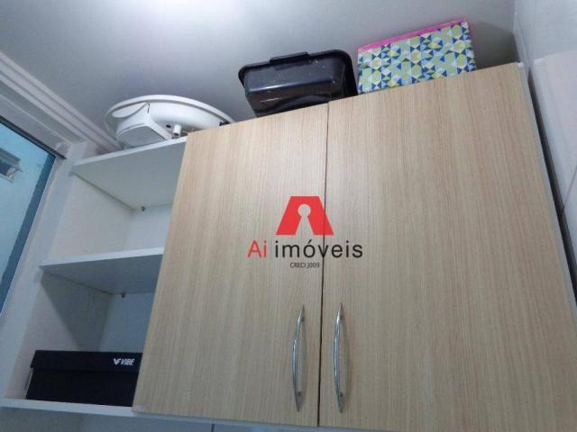 Apart** 2 quartos, mobiliado, para alugar, 49 m2 por R$ 1.700,00/mês com CONDOMINIO E I - Foto 4