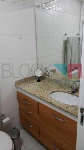 Apartamento à venda com 2 dormitórios em Barra da tijuca, Rio de janeiro cod:RCAP20716 - Foto 16