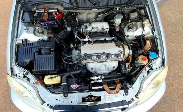 CIVIC 1998/1998 1.6 EX 16V GASOLINA 4P AUTOMÁTICO - Foto 6