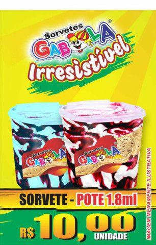 Sorvete e picolés açaí  sorvete no palito.  - Foto 3
