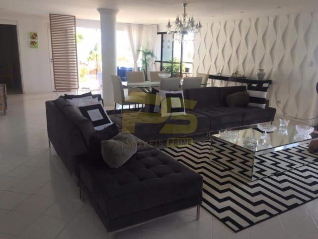 Apartamento à venda com 4 dormitórios em Cabo branco, João pessoa cod:PSP42 - Foto 16