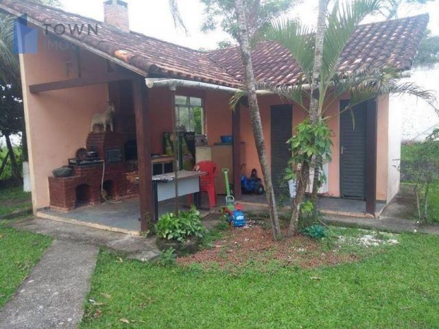 Chácara com 2 dormitórios à venda, 10000 m² por R$ 450.000 - Caluge - Itaboraí/RJ - Foto 3