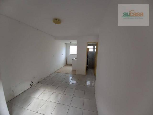 Apartamento com 2 dormitórios à venda, 45 m² por R$ 90.000 - Centro - Pelotas/RS - Foto 9