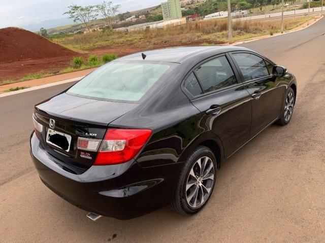 Honda Civic 2.0 LXR FLEXONE 4P - Foto 5