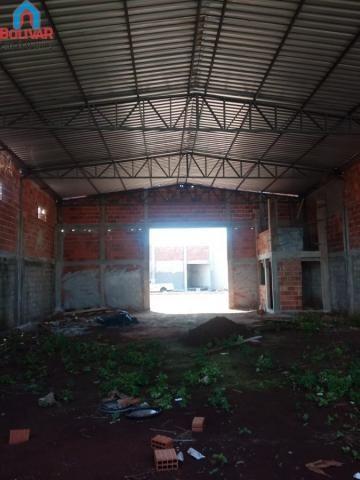 Galpão/Pavilhão Salão Comercial para Venda em Sonho Verde Itumbiara-GO - Foto 5