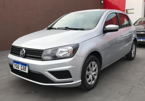 Volkswagen GOL 1.0 G8 2019/2020