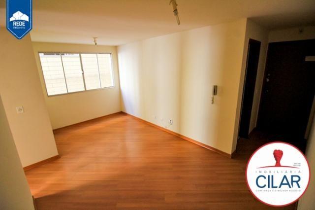 Apartamento para alugar com 2 dormitórios em Capão raso, Curitiba cod:01779.002 - Foto 3