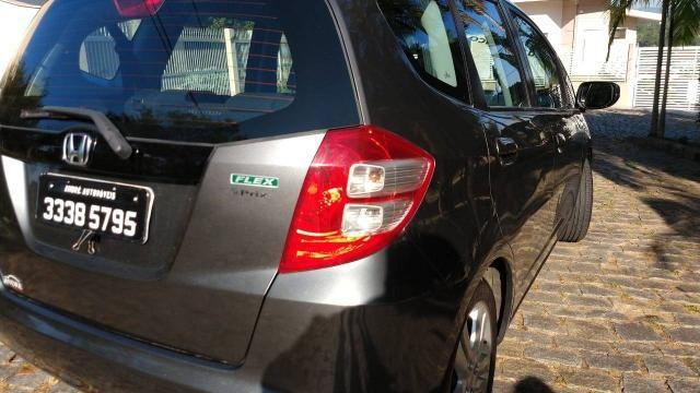 HONDA FIT 2011/2011 1.4 DX 16V FLEX 4P AUTOMÁTICO - Foto 8