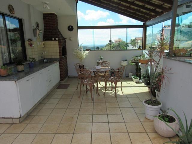 Cobertura à venda com 3 dormitórios em Caiçara, Belo horizonte cod:5870 - Foto 18