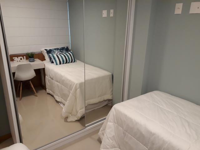 Apartamento 2 quartos decorado no Centro. Edifício com área de lazer - Foto 15