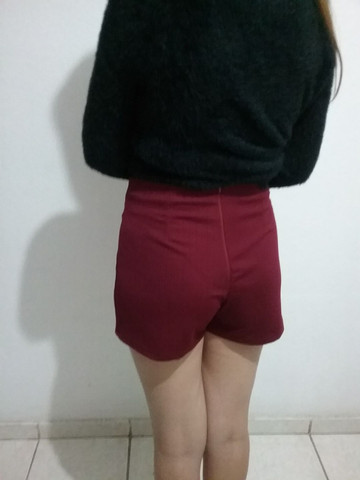 Short marsala.  - Foto 2