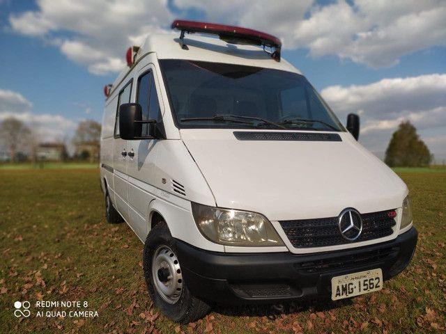 Ambulância Sprinter