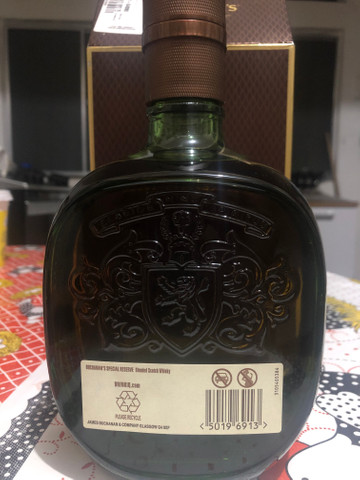 James Buchanan?s Whisky 18 anos Special Reserve - Foto 5