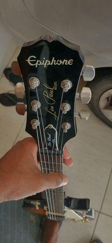 guitarra lespal epiphone - Foto 6