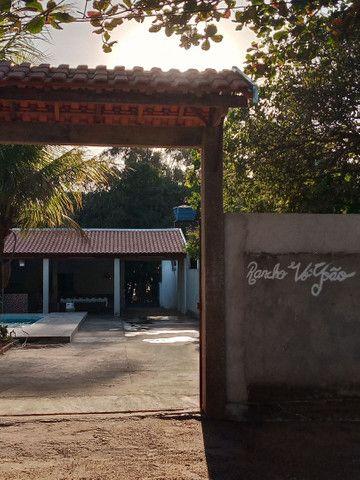 Rancho vo João em Pres Epitácio com piscina - Foto 4