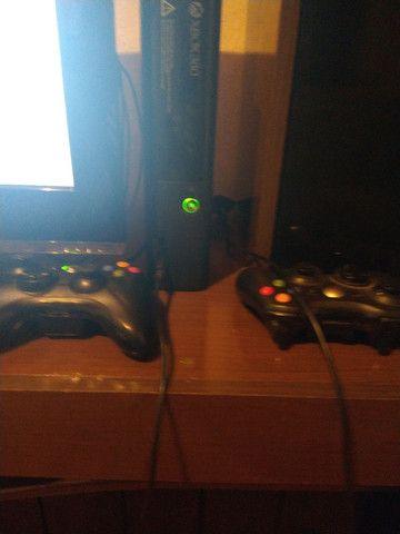 Xbox 360 com hd de 240  - Foto 2