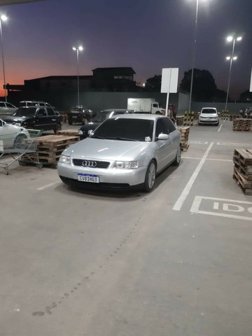 Audi A3 1.8 aspirado - Foto 4