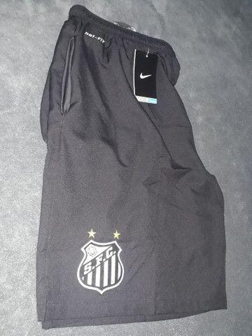 Shorts Santos Futebol Clube - Foto 2