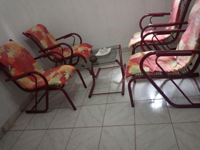 Conjunto de Cadeiras - Foto 2