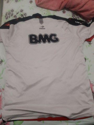 Camisa rosa do galo - Foto 3