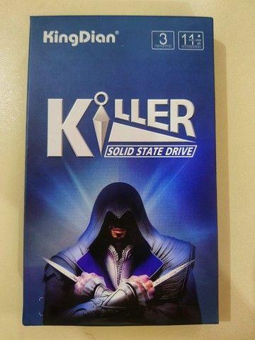 Ssd KingDian 120gb / 128gb / 240gb / 256gb Sata III - Notebook e PC Gamer - Foto 2