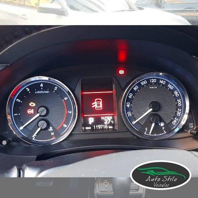 Toyota Corolla  2.0 2014/2015 Preto Completo  - Foto 7