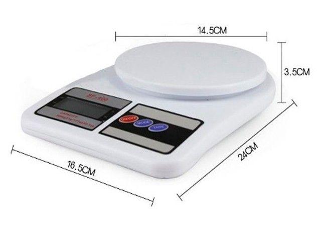Balança Compacta Eletrônica De Alta Precisão 1g A 10kg   - Foto 3