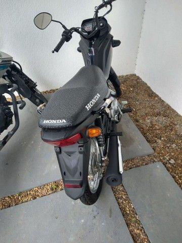 Motocicleta Honds PoP 110i de 7,9 CV E 109, 1 CC ano mod  2019 A Gasolina - Foto 5