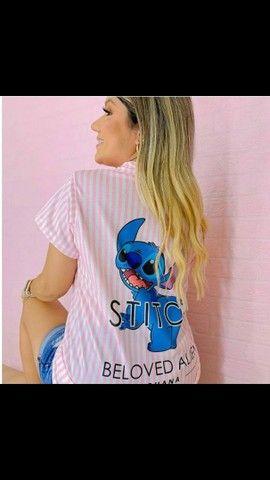 T-shirt estampada  - Foto 2