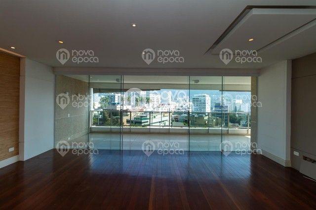 Apartamento à venda com 4 dormitórios em Laranjeiras, Rio de janeiro cod:FL4AP54682 - Foto 7