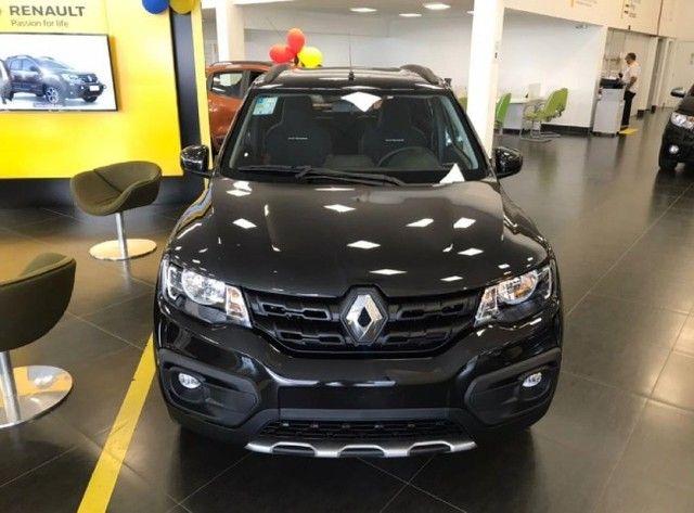 Renault kwid 21/22- Outsider- R$ 56.990,00 - 0 Km!!! Emplacado!!! - Foto 15