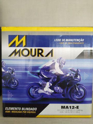Bateria moto alta cilindrada - Foto 2