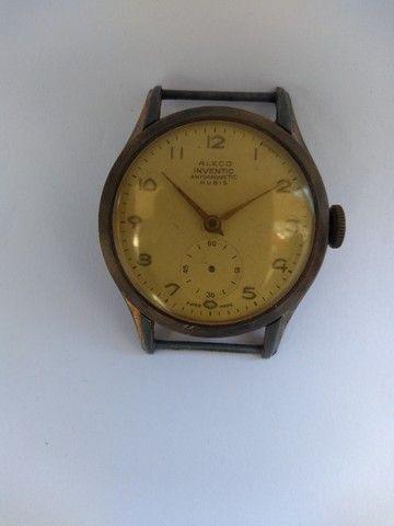 Relógio Aleco - antigo