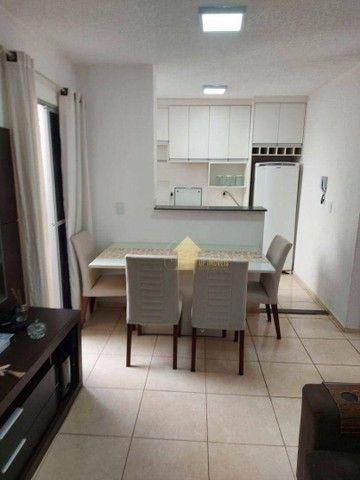 Apartamento com 2 dormitórios à venda, 40 m² por R$ 165.000,00 - Chácara dos Pinheiros - C - Foto 5