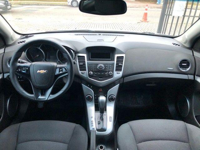 Chevrolet Cruze LT automático 2013 - Foto 8