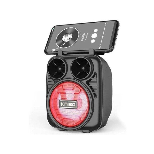 Caixa de som Bluetooth - Foto 4