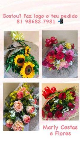 Marly cestas e flores - Foto 4