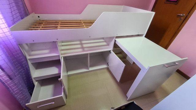 Cama Multifunção Solteiro - Foto 3