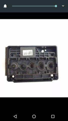Cabeça de impressão A3 na promoção para impressora Epson ZAP - Foto 4